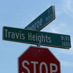 travis heights history